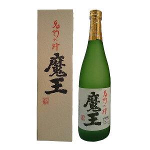 お歳暮 ギフト 酒 芋焼酎 (魔王蔵特製桐箱付き) 魔王 25度 720ml
