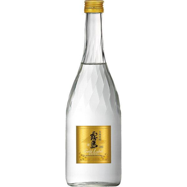 芋焼酎 霧島 ゴールドラベル 20度 720ml お酒/贈り物/喜ぶ