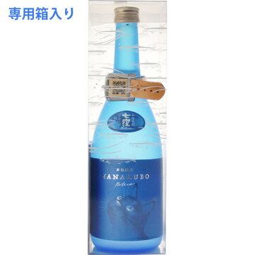 NANAKUBOBlue720ml七窪ブルーネコ猫芋焼酎5/28出荷予定