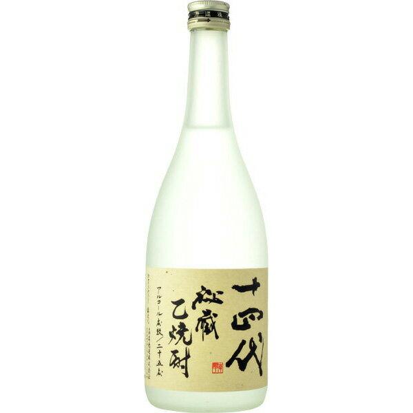 あす楽 十四代 秘蔵焼酎 純米焼酎 25度 720ml お酒/贈り物/喜ぶ