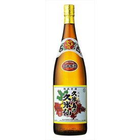 ポイント5倍 9/24 1:59まで 「久米島」 久米島の久米仙 でいご 古酒ブレンド 35度 1800ml(取寄7〜10日かかる場合がございます)