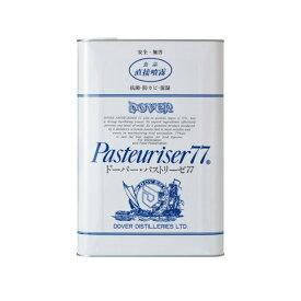 ドーバー パストリーゼ77 15kg <スチール缶>