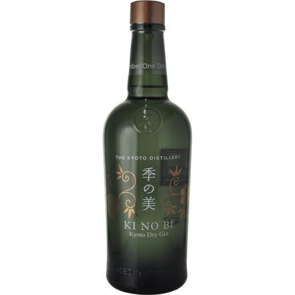 あす楽 季の美 KINOBI 京都ドライジン 45度 700ml 箱なし お酒/贈り物/喜ぶ