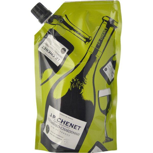 JPシェネ コロンバード&シャルドネ 白 イージーパック 187ml(取寄7〜10日かかる場合がございます) お酒/贈り物/喜ぶ