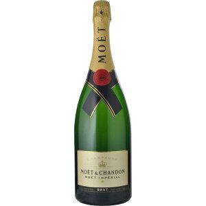 父の日ギフト お酒 「1.5L」 モエ・エ・シャンドン ブリュット・アンペリアル 白 1500ml