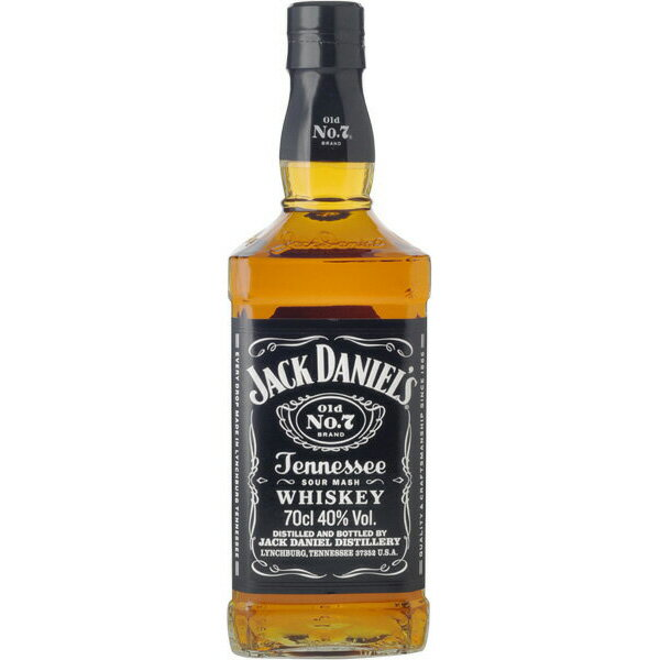 ジャックダニエル 40度 700ml テネシー・ウイスキー正規輸入品 お酒/贈り物/喜ぶ