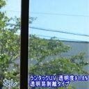 易剥離タイプガラスフィルム ランタックUV 平米単位 オーダーカット販売オーダーカット0.01平米単位販売弱粘着 透明 UVカットフィルム
