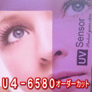 超 紫外線カットフィルム 夏冬両用透明遮熱+防虫フィルムU4-6580 オーダーカット0.01平米単位販売