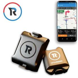 盗難追跡機能付OPENRIDER R1 サイクルコンピューター サイコン ワイヤレス ケイデンス サイクルナビゲーション機能、アプリ連動