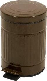 東谷 ダストボックス キューボ ブラウンCUBO フタ付きゴミ箱 LFS-071BR