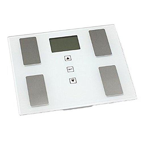 アイリスオーヤマ 体組成計 白 IMA-001 / 計測器・健康管理 体組成 体組成計