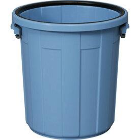 アイリスオーヤマ ゴミ箱 丸形 ホワイト 70L 直径53*高さ53cm PM-70 / インテリア インテリア小物 ゴミ箱 ごみ箱 トラッシュボックス 筒型