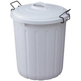 アイリスオーヤマ ペール ソフトペール 45L ホワイト PE-45L / インテリア インテリア小物 ゴミ箱 ごみ箱 トラッシュボックス 筒型
