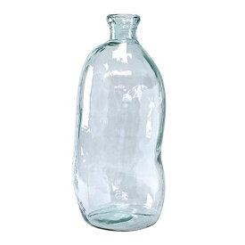 【スパイス】VALENCIA リサイクルガラスフラワーベース UNO クリア/VGGN1010/4548815051177