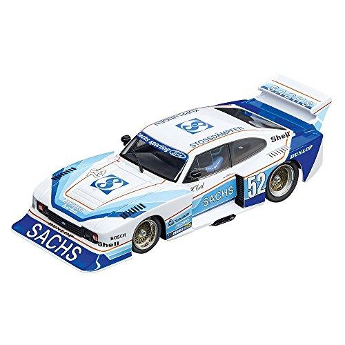 【CARRERAスロットカー】D132 フォード カプリ ザクスピード No.52/20030831/4007486308312【京商ダイキャスト】