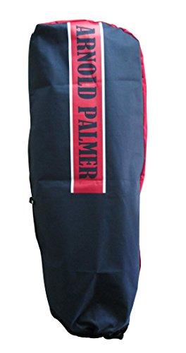 Arnold Palmer(アーノルドパーマー) APTC102 トラベルカバー 紺X赤