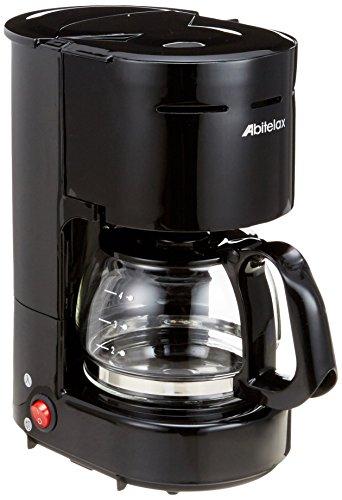 Abitelax(アビテラックス) コーヒーメーカー ブラック ACD-36-K 874338
