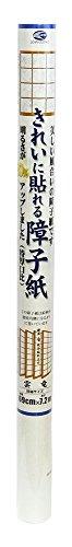 リンテックコマースきれいに貼れる障子紙69cmX7.2m雲竜SOJ-818