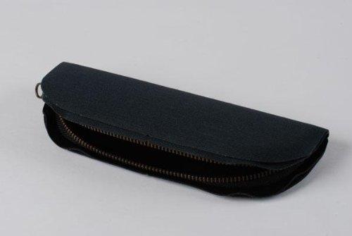 クラフト社 半製品 ハンド小物入 黒3セット 14543-02