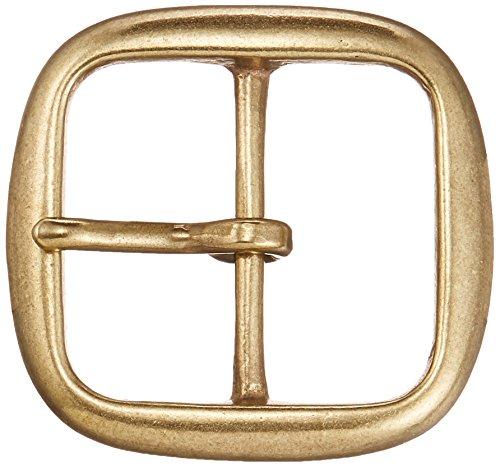 クラフト社 レザークラフト用金具 真鍮 日型バックル 3個セット 1765