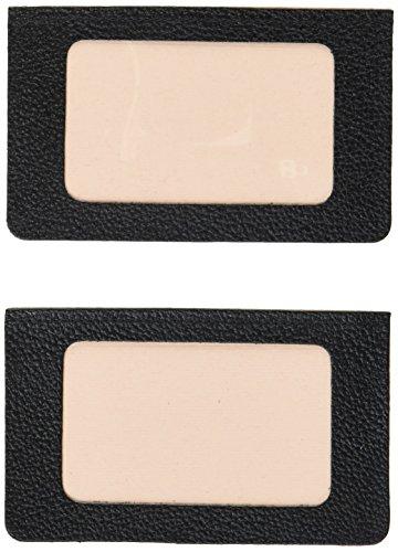 クラフト社 半製品 両面定期入 5セット 黒・14502-02