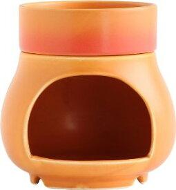 【 グローバル バーニャカウダーポット オレンジ 40200 】 鍋・フライパン フォンデュ鍋 / バーニャカウダーポット オレンジ