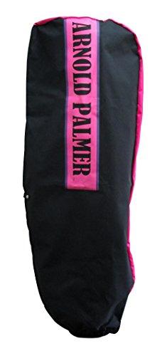 Arnold Palmer(アーノルドパーマー) APTC102 トラベルカバー 黒Xピンク