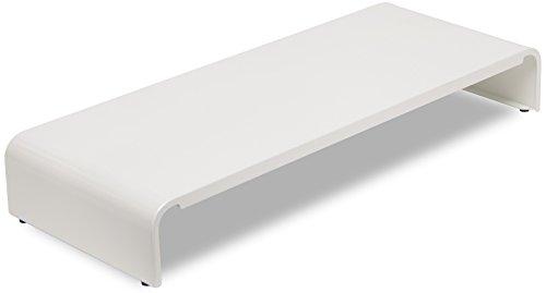 田窪工業所 パソコンラック 幅54cm ホワイト PCR-54WM