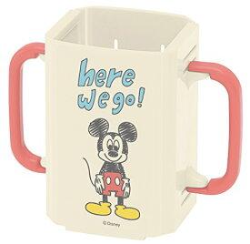 【 スケーター / 折りたたみ 紙パック ドリンクホルダー ハンドル付 ミッキーマウス スケッチ DHP2 】 ディズニー ミッキーマウス Mickey Mouse