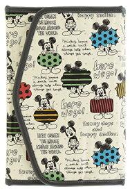 【 スケーター / ミッキーマウス(スケッチ) 不織布母子手帳ケース BMAN1 】 ディズニー ミッキーマウス Mickey Mouse