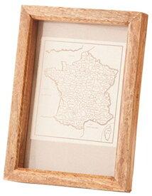 【 C'est La Vie フォトフレーム B5 / 40957 】でおしゃれ 木製 フォトフレーム 写真立て 卓上 写真たて 写真入れ 写真フレーム フォトスタンド レトロ クラシック アンティーク風 カントリー インテリア雑貨 ディスプレイ オシャレ ウッドフレーム