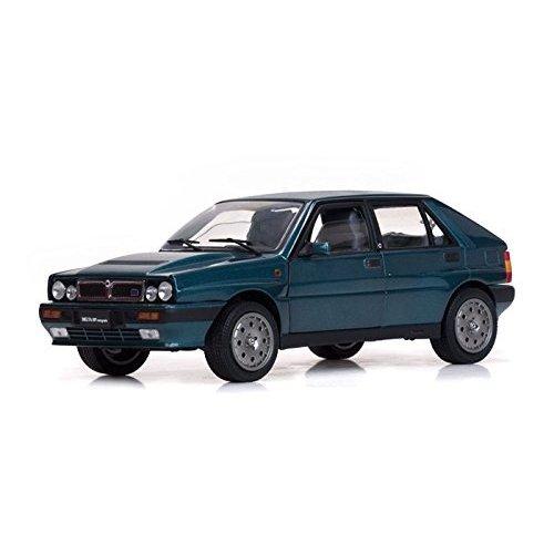 ランチア デルタ HF インテグラーレ 16V/89 ブルー/1/18/株式会社 国際貿易/3152/0657440031523
