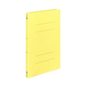 【30セット販売】コクヨ/フラットファイルPP樹脂製とじ具 A4縦 15mmとじ 黄 フ−H10Y/フ-H10Y/4901480069821