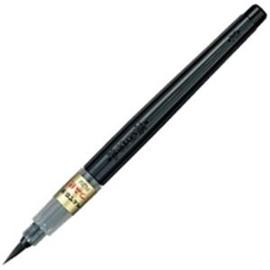 【10セット販売】ぺんてる/Pentel ぺんてる 筆ペン つみ穂/XFL2U/4902506141026