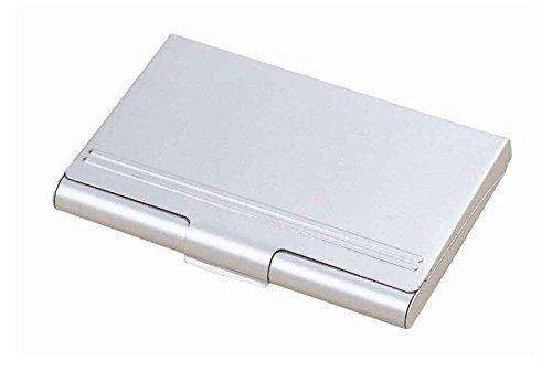 【5セット販売】レイメイ/アルミカードケース 35枚用/CHA520/4902562287638