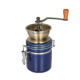 【 COFFEE MILL ''TERRA'' ABYSSAL BLUE 】 A715-888ABL / 4997337788854 / ダルトン