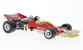 【 ロータス 72C 70フランスGP 優勝 / #6 Jochen Rindt 】 18275 / 0657440182751 / 株式会社 国際貿易