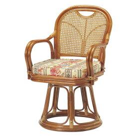 koeki ラタン回転椅子 ハイタイプ(座面高:44cm) R-440S ★ ラタン回転椅子 ハイタイプ(SH440) / R-440S ★ 座椅子 座いす