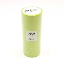 mt マスキングテープ 8P 若苗 MT08P189