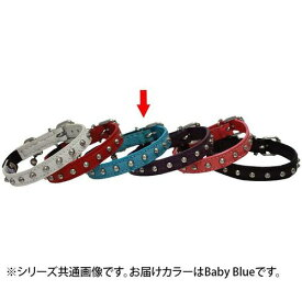 Angel Studded Cat Collar 猫用首輪 Baby Blue 21924