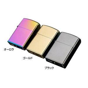 強風対応 USB充電式高級プラズマライター DL-18706 ゴールド