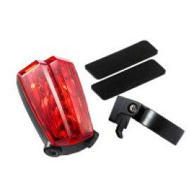 asahidenki(朝日電器) ELPA レーザー付シグナルライト DOP-SL400 / レーザー照射で車幅を示す優れものテールライト。