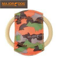 メジャードッグ (MAJOR DOG) ペット用おもちゃ Frisbee mini / ワンちゃんが思う存分遊んでも大丈夫!な可愛いおもちゃです!