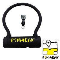 エバニュー(EVERNEW) PiNHEAD(ピンヘッド) 自転車用セキュリティグッズ BUBBLE-LOCK WPH113 932534 / 「PiNHEAD」はパーツをロックするシステムで自転車を守ります!