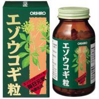 オリヒロ エゾウコギ 粒100g【お得4個セット】