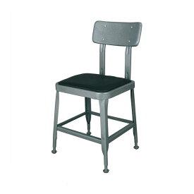 【 DULTON STANDARD CHAIR H.GRAY 100-214GY 】 チェアー イス 椅子 ユニーク おしゃれ 背もたれ リビングチェア ダイニングチェア ダルトン スタンダード チェア グレー