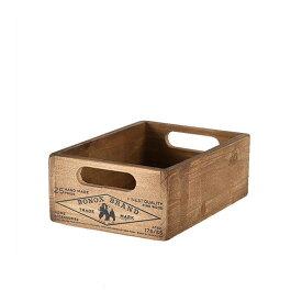 【 DULTON WOODEN STOCKER BOX NATURAL CH14-H500NT 】 ストッカー 小物入れ 収納ボックス 収納ケース おしゃれ 収納 木製ボックス ウッドボックス アンティーク調 ダルトン ウッデン ストッカー ボックス ナチュラル