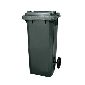 【 DULTON PLASTIC TRASH CAN 120L GRAY PT120GY 】 ゴミ箱 ダストボックス ふた付 キャスター付 おしゃれ シンプル キッチン ダルトン プラスチック トラッシュカン 120リットル グレー