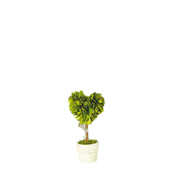 【 DULTON TOPIARY HEART S CH07-G296S 】 観葉植物 インテリアグリーン トピアリー 植物 かわいい インテリア おしゃれ ツゲ科 ダルトン トピアリー ハート S