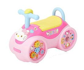 野中製作所 乗用玩具 / 室内乗用ハローキティらくらくキャスター 2460 / 4969755024609
